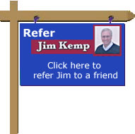 Refer Jim to a friend